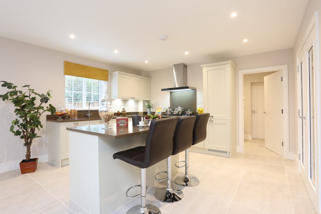 Kitchen Ashurst Copse Hammerwood Langham Homes East Grinstead