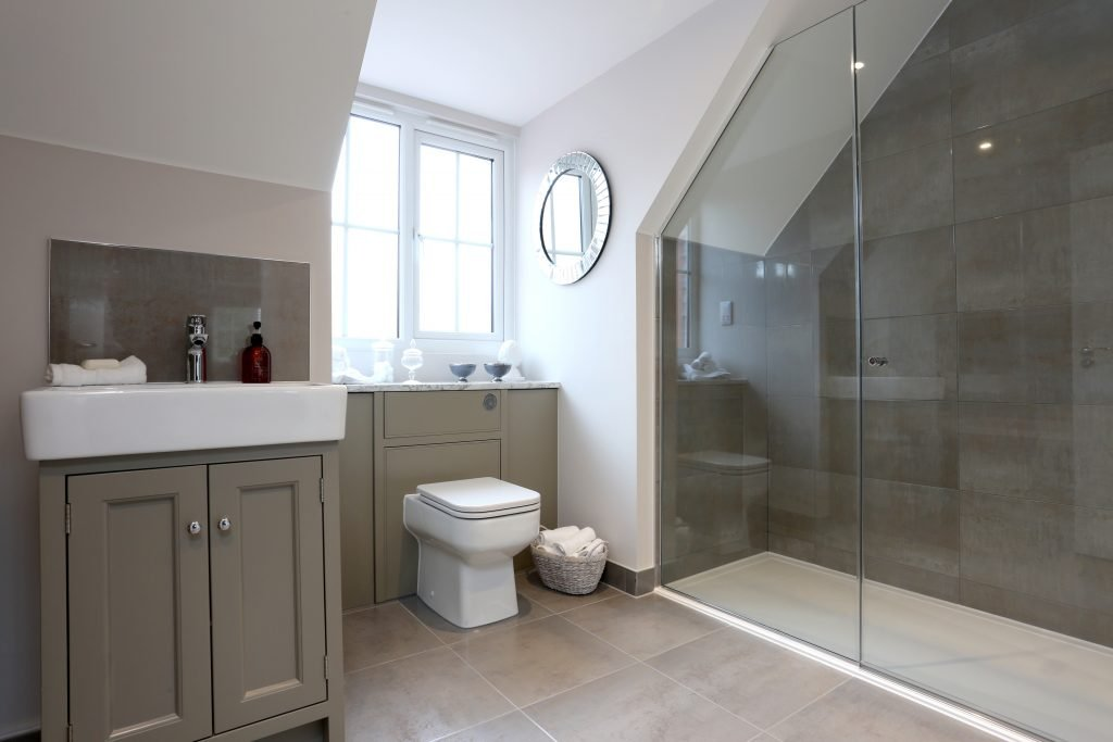 Bathroom Ashurst Copse Hammerwood Langham Homes East Grinstead